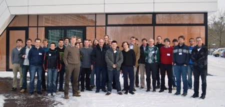 Kick Off Meeting - S3NANO - Munich 2012